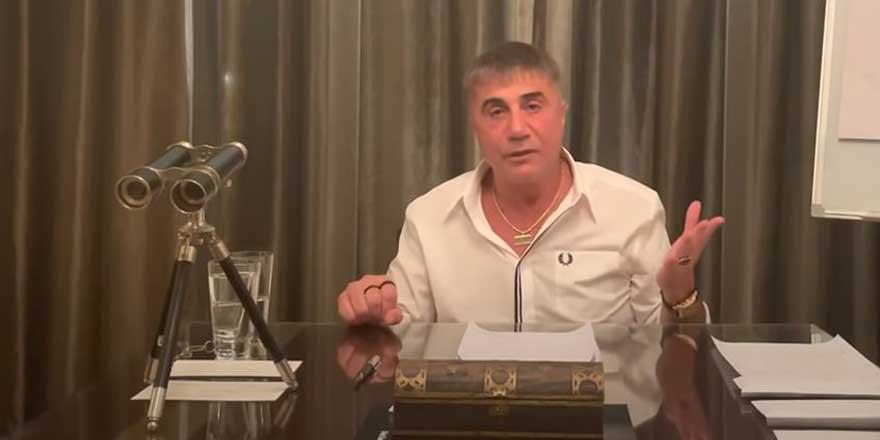 Sedat Peker Deniz Baykal'ı böyle tehdit etti: Bana dava açacakmışsın, kalan son günlerini...