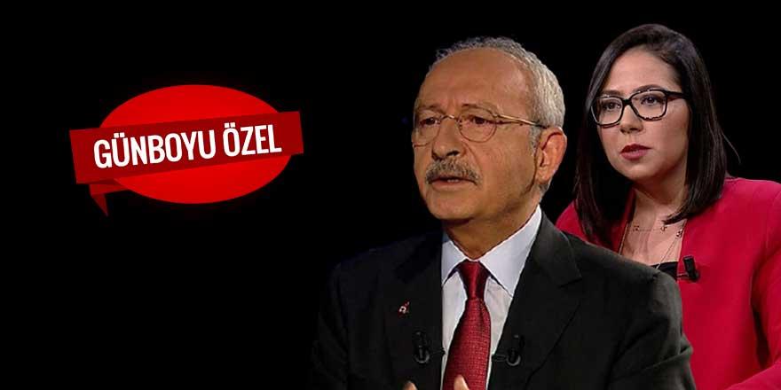 Kılıçdaroğlu neler söyledi? CHP'de Sera Kadıgil şoku yaşanıyor