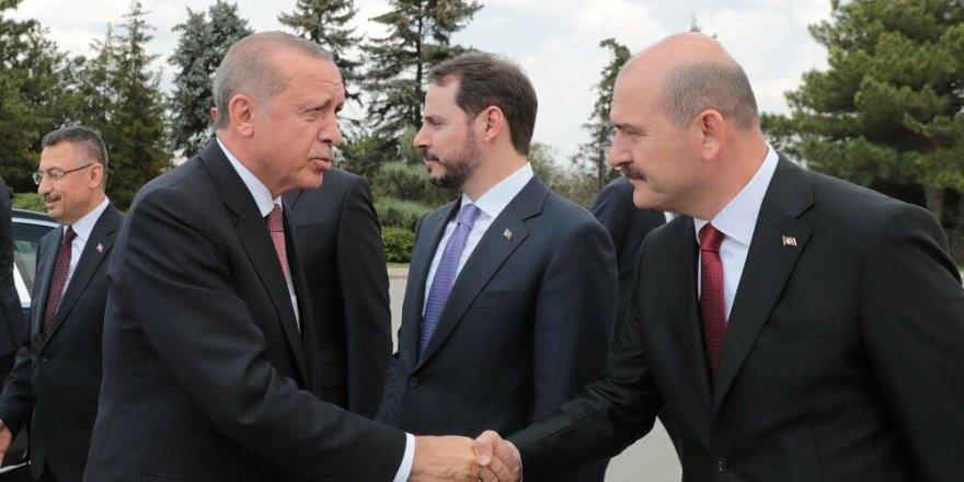 Berat Albayrak ile Süleyman Soylu'nun iktidar savaşında bomba gelişme: Tasfiye dalgasını daha da büyütecek