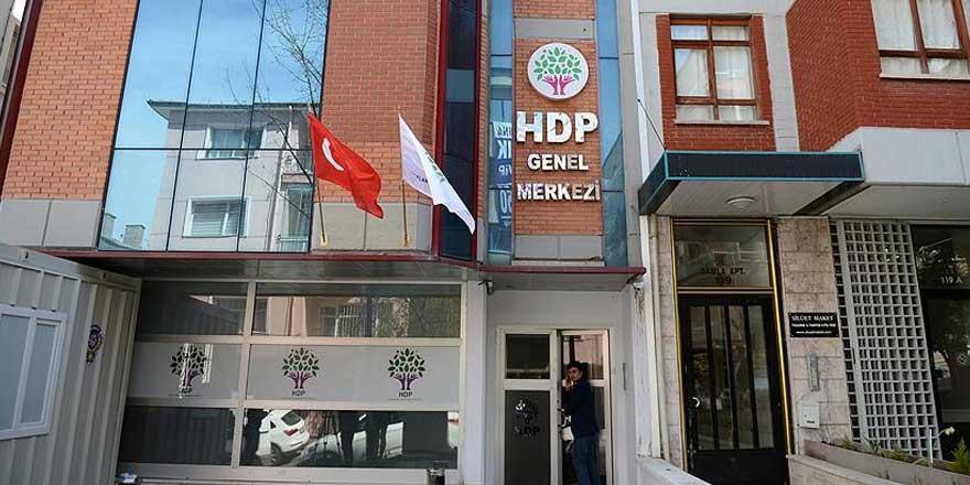 Eski genel başkan da tartışmaya katıldı! HDP'yi karıştıran AKP mesajı