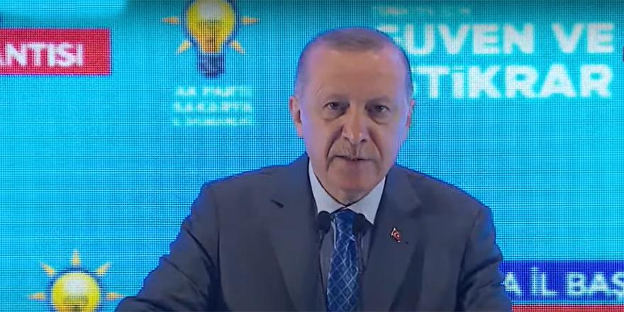 Cumhurbaşkanı Recep Tayyip Erdoğan, Sakarya'da İl Danışma Toplantısı'nda konuştu.