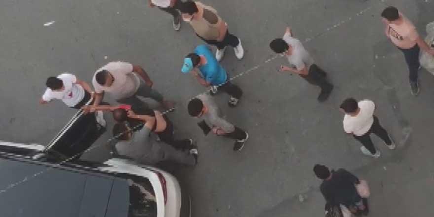 Arnavutköy'de hırsıza meydan dayağı!