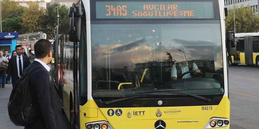 İBB metrobüs alımı için ihaleye çıkıyor