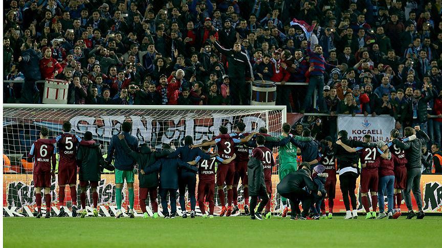 Trabzonspor ikinci yarıda fark attı