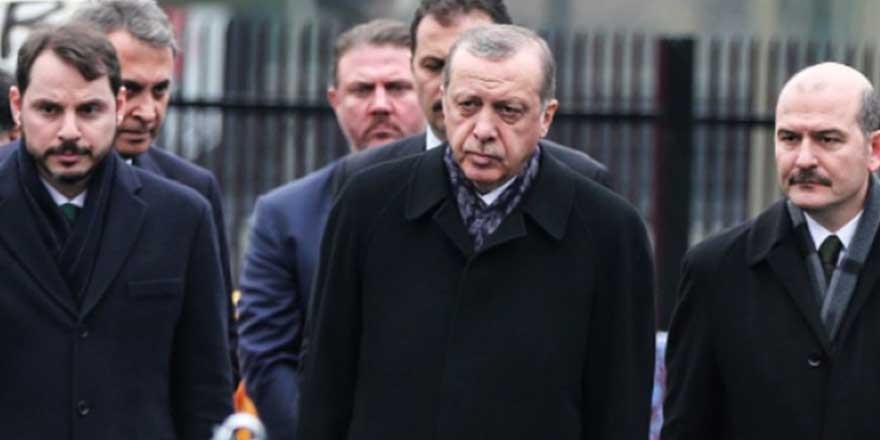 Sedat Peker'in iddialarından sonra Erdoğan,Soylu ve Albayrak hakkında suç duyurusu