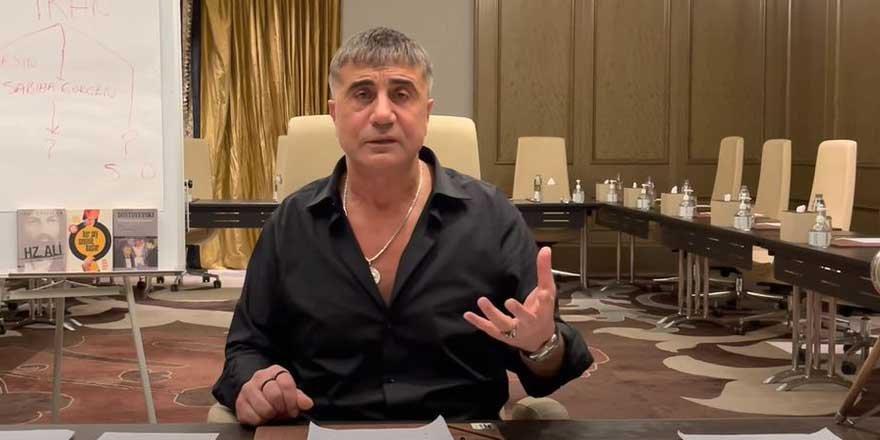 Sedat Peker'den Soylu hakkında yeni iddialar