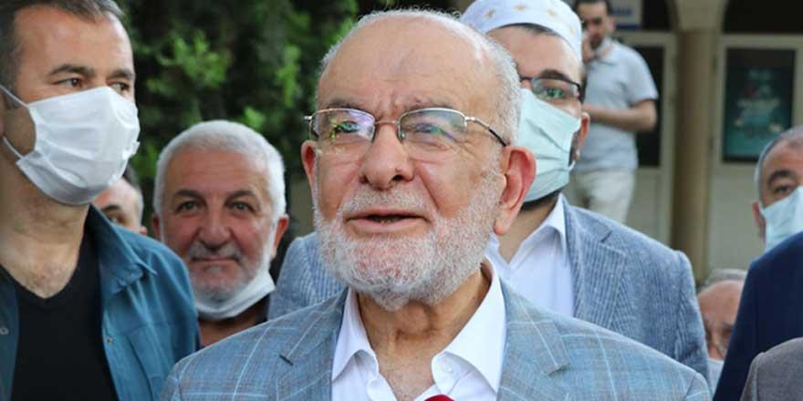 Ne diyeceği merak ediliyordu... Saadet Partisi liderinden Oğuzhan Asiltürk mesajı