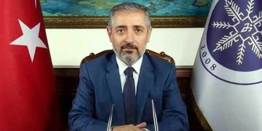 Ardahan Üniversitesi Rektörü Prof. Dr. Biber'e 9 farklı görev!