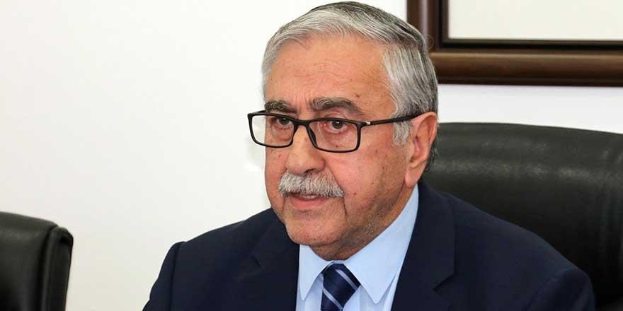 KKTC eski Cumhurbaşkanı Mustafa Akıncı'dan Cumhurbaşkanı Erdoğan'ın külliye müjdesine tepki geldi!