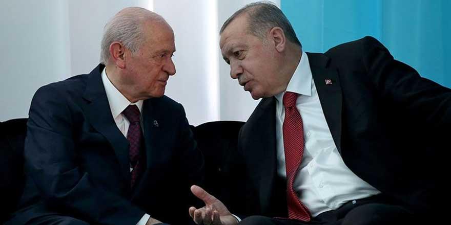 Erken seçim için kronometrenizi ayarlayın... AKP ve MHP masaya oturuyor