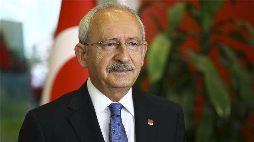 CHP'den AKP'ye flaş Kılıçdaroğlu'nun adaylığı yanıtı!