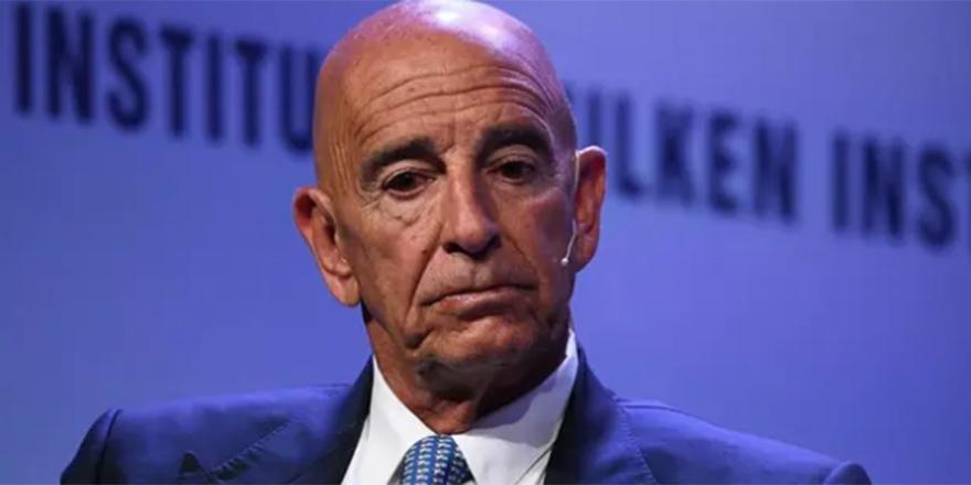 ABD'de BAE için kayıt dışı lobicilik yapmakla suçlanan Barrack, 250 milyon dolar kefaletle serbest kaldı