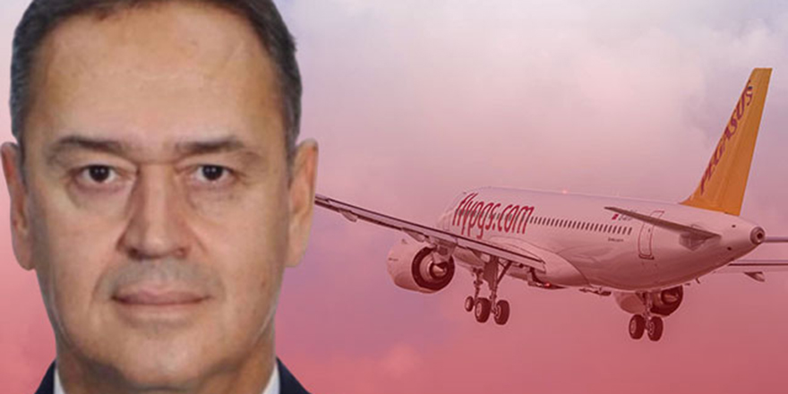 Kaptan pilot Doğan Susin uçuş sonrası kalp krizi geçirerek hayatını kaybetti