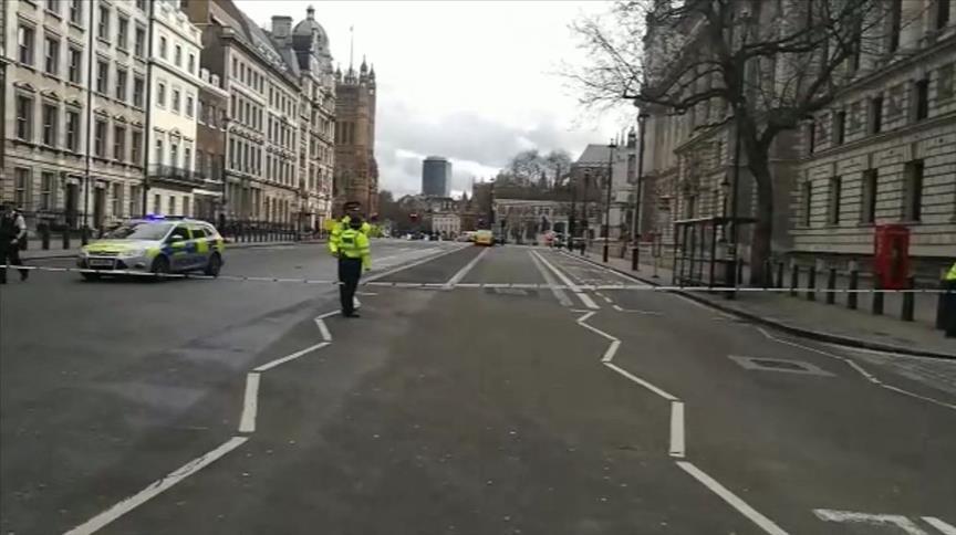 Londra'da silahlı saldırı