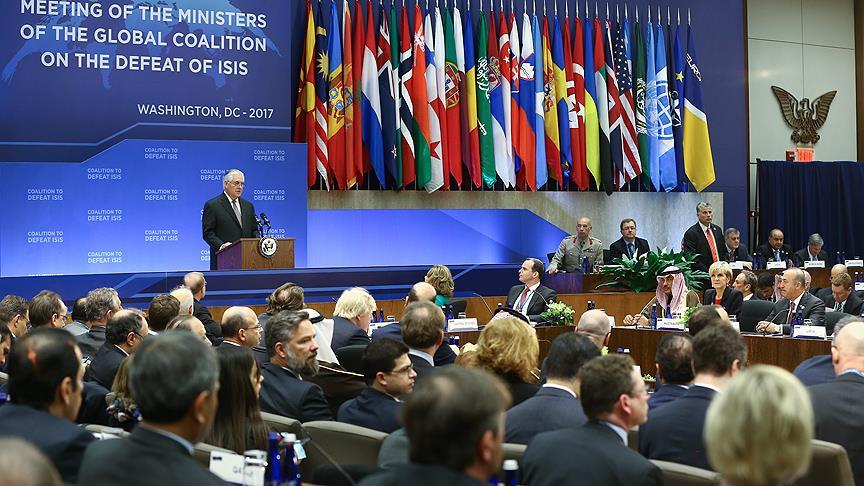 ABD Dışişleri Bakanı'ndan 'Fırat Kalkanı Harekatı' vurgusu
