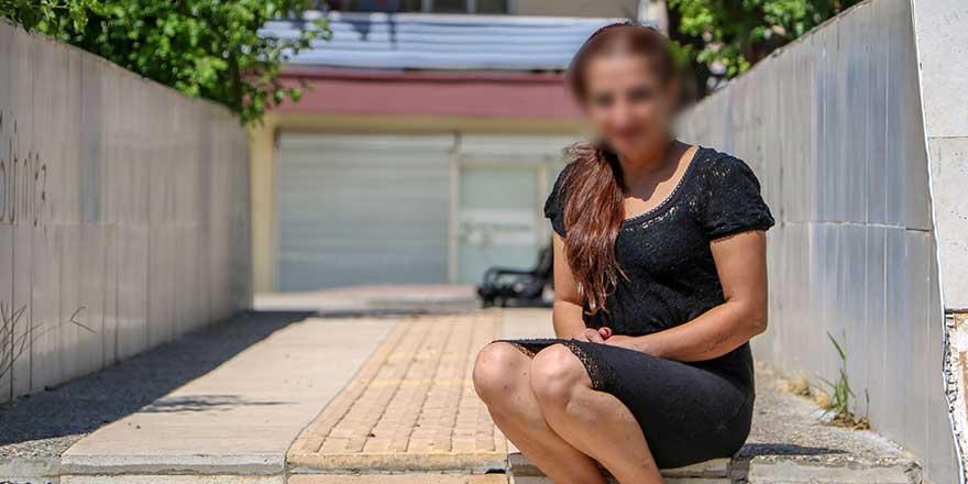Antalya'da Ceyda K. eşi tarafından zorla fuhuşa ve uyuşturucuya itildi!
