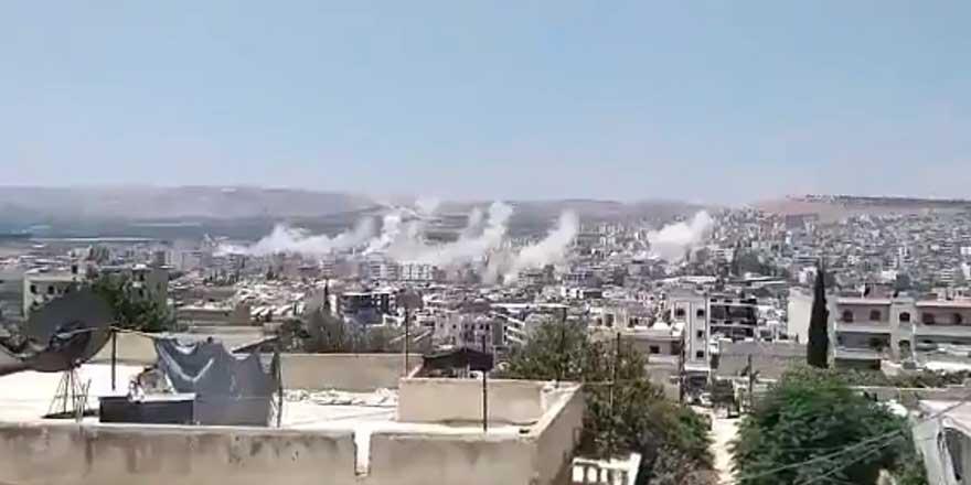 PKK'dan Afrin'de hain saldırı! Hatay Valiliği açıkladı