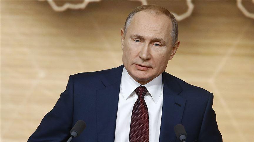 Vladimir Putin: Kaçınılmaz saldırı düzenleme kapasitesine sahibiz