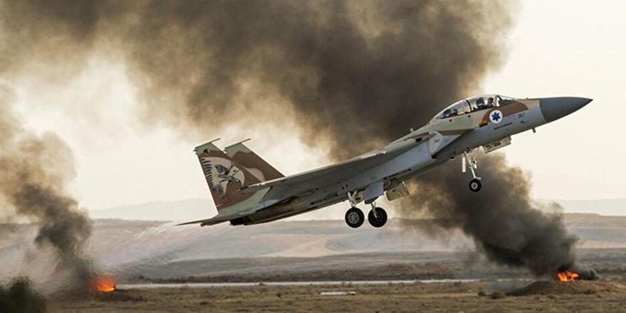 İsrailli gazeteciden 'Savaş uçakları Gazze'yi vuruyor' iddiası