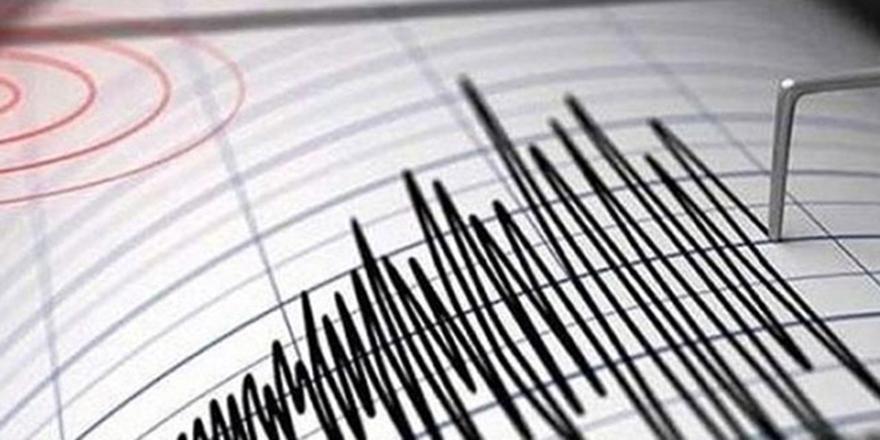 Osmaniye'de deprem...