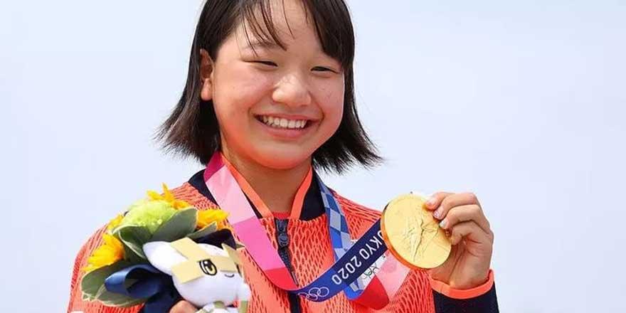 Dünya bu kızı konuşuyor! Olimpiyatlarda bir ilk