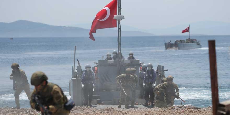 'Mavi Vatan'ın en büyük savunucusu Bayraktar'ın içi ilk kez görüntülendi