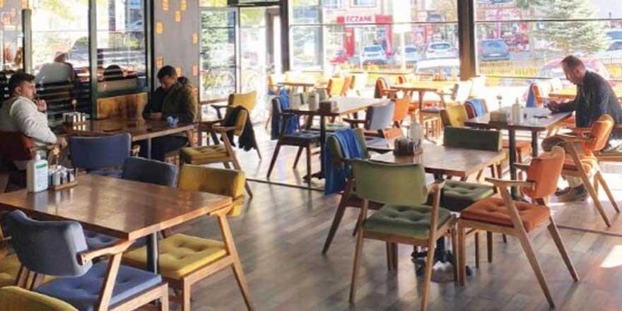 Kafe, restoran ve oteller için flaş talep! O tarihi işaret ettiler