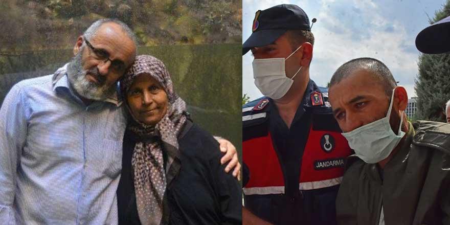 Necla-Metin Büyükşen cinayetinde katil zanlısı Abdulhamid Uzbek konuştu!