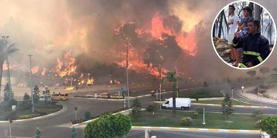MuhittinBöcek'ten Manavgat yangınıyla ilgili şok açıklama: Sabotaj şüphesi