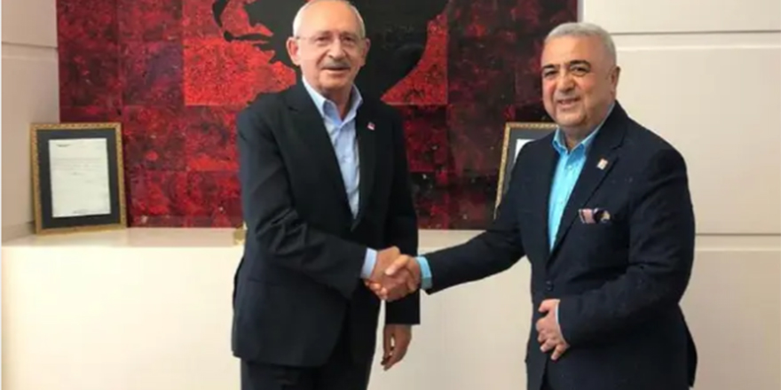 Eski AKP milletvekili Zeydan, CHP'ye katıldı