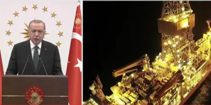 Erdoğan: Bu keşifler son olmayacaktır