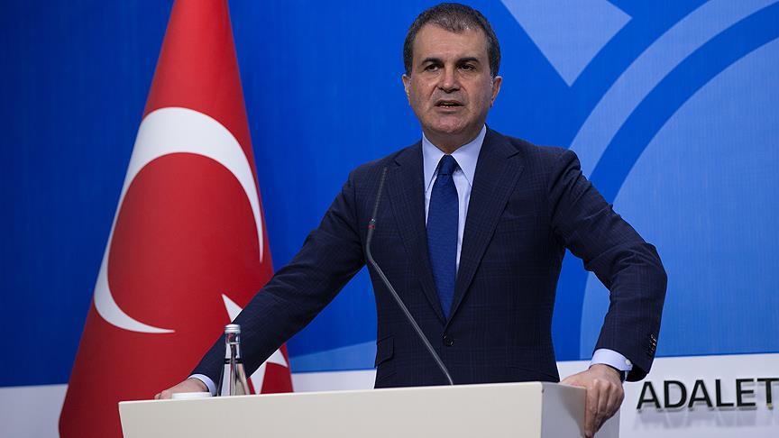 AKP'li Çelik'ten Türkiye'nin farklı illerinde çıkan orman yangınlarına ilişkin açıklama