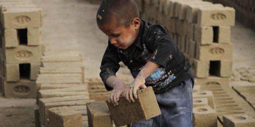 Çocuk işçi sayısı giderek artıyor!