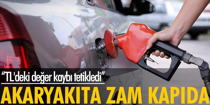 CHP'li Ahmet Akın: Akaryakıta zam kapıda