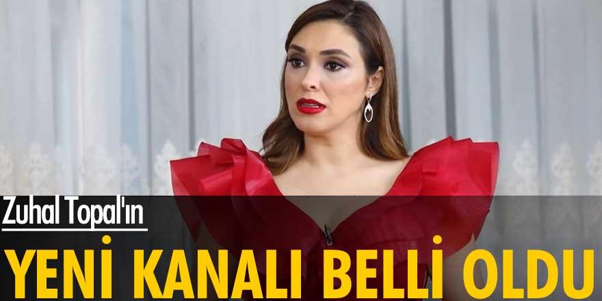 Zuhal Topal'ın yeni kanalı belli oldu