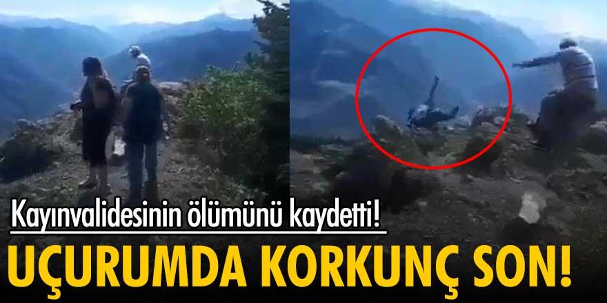 Artvin'de Pumpul Karademir uçurumdan düştü!