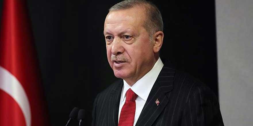Erdoğan duyurdu: Afet bölgesi ilan edildi