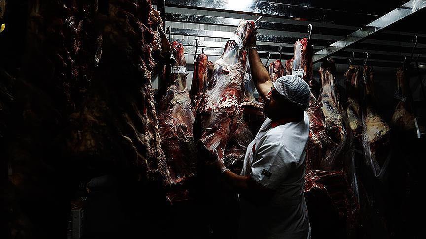 Brezilya'dan et ithalatını durdurdular