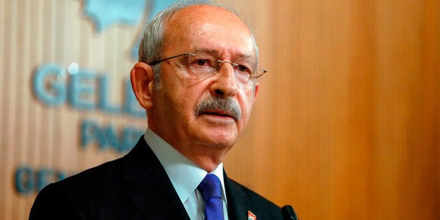 Kemal Kılıçdaroğlu: Ormanlarımıza dokunamayacaksınız, hadsizler!