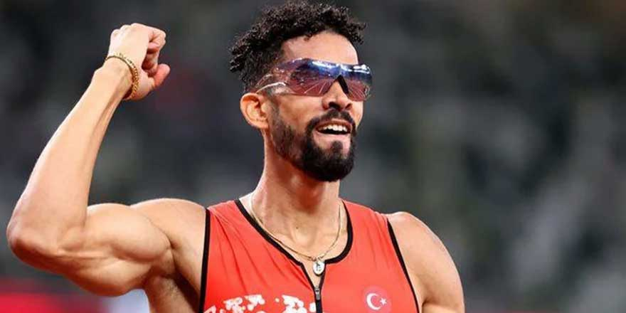 Milli sporcu Yasmani Copello finalde