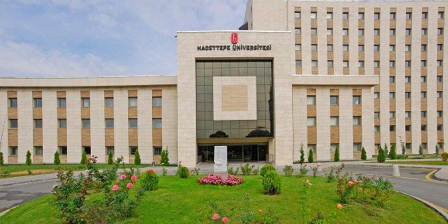 Hacettepe Üniversitesi duyurdu