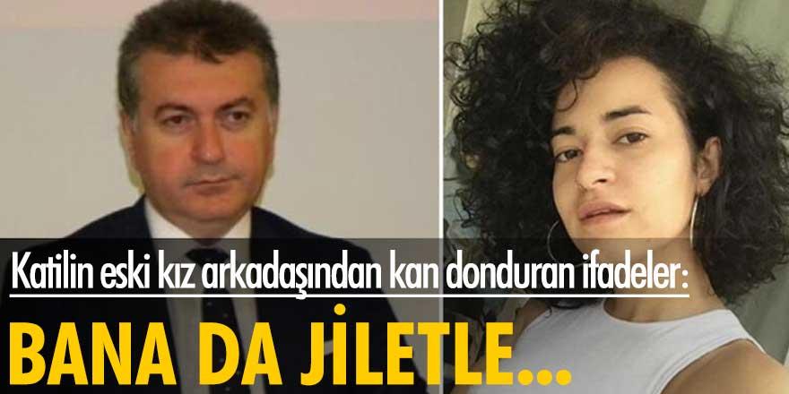 Azra Gülendam'ın katilinin eski kız arkadaşı yaşadığı dehşeti anlattı!