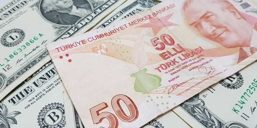 Dolar'da yükseliş sürüyor!