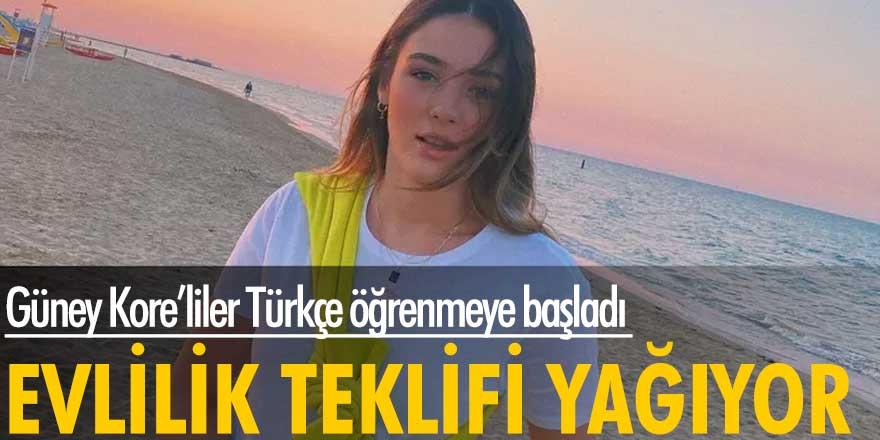 Güney Koreliler Türkçe öğrenmeye başladı: Evlilik teklifi yapıyor