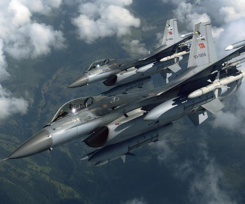 Türk jetleri 2 gündür El Bab'ta uçamıyor