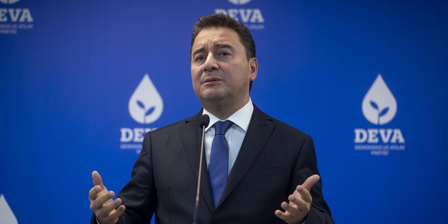 DEVA lideri Ali Babacan: Gençlerin işsizlik diye bir kaderi yok