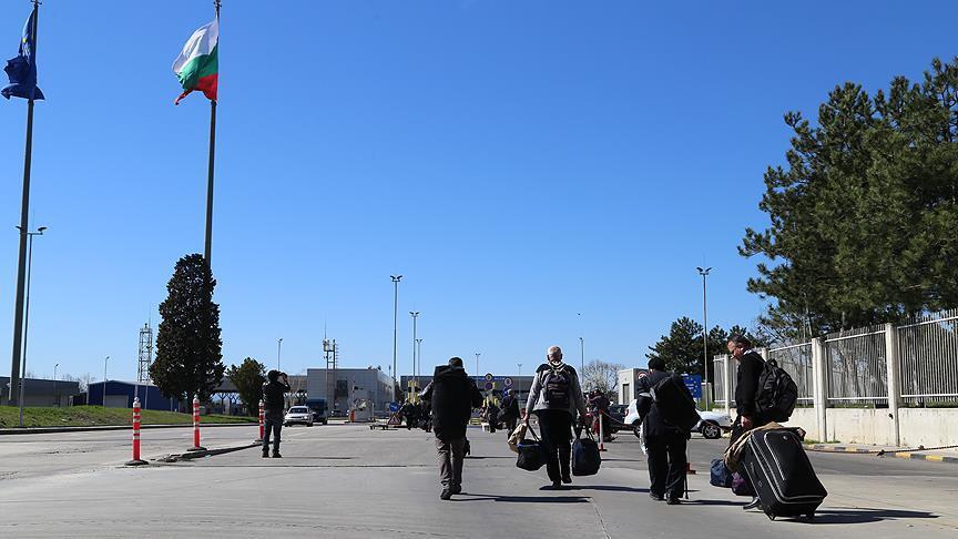 Bulgar milliyetçilerinin blokajı devam ediyor