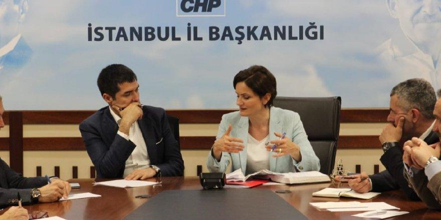 CHP ve İYİ Parti'den İstanbul'da '23 Haziran' zirvesi