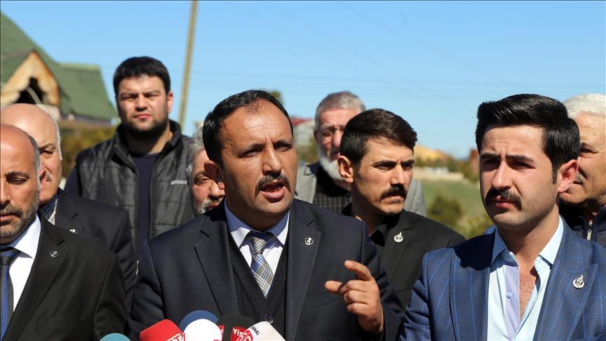 Yazıcıoğlu, vefatının 8. yılında Kahramanmaraş'ta anıldı