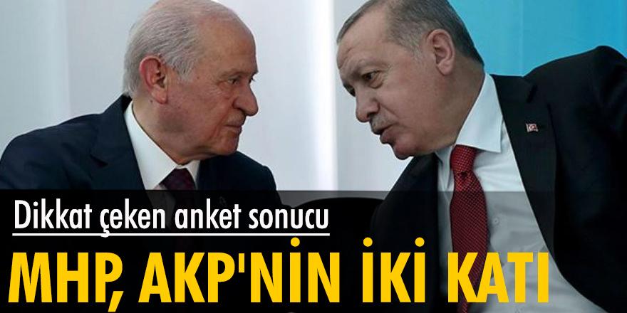MetroPOLL'ün Afgan göçmen anketinde dikkat çeken sonuç: MHP, AKP'nin iki katı